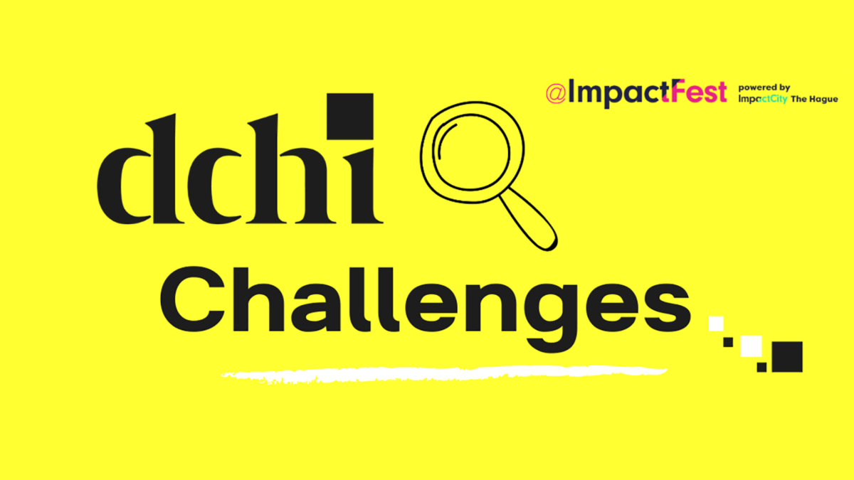 DCHI Challenges you @impactfest 2020