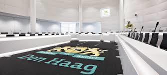 Coalition café on the Impact City: 'The Hague'