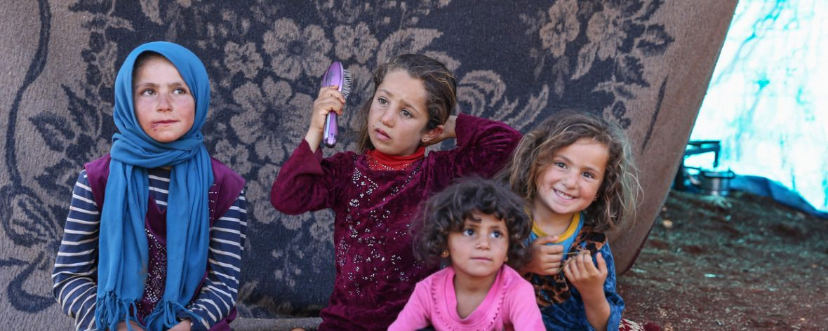 """""""Psychosocial assistance must become part of emergency assistance for children in conflict areas"""" – Tjipke Bergsma, CEO of War Child"""