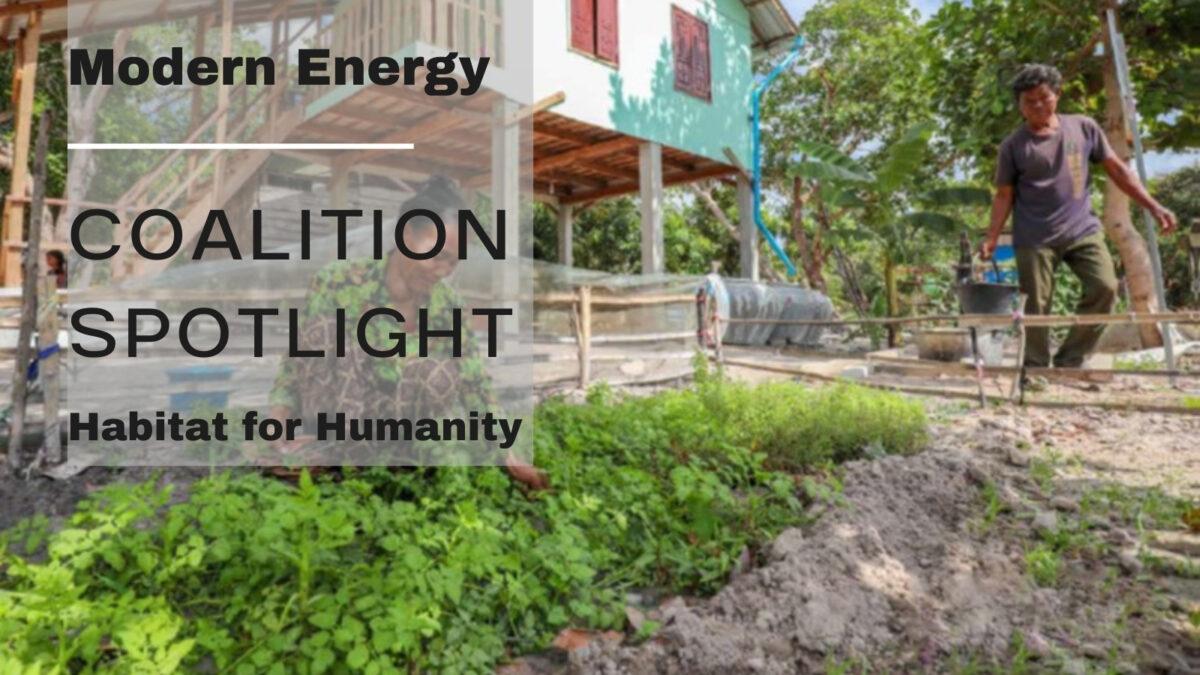 Habitat for Humanity & Engineering for Change