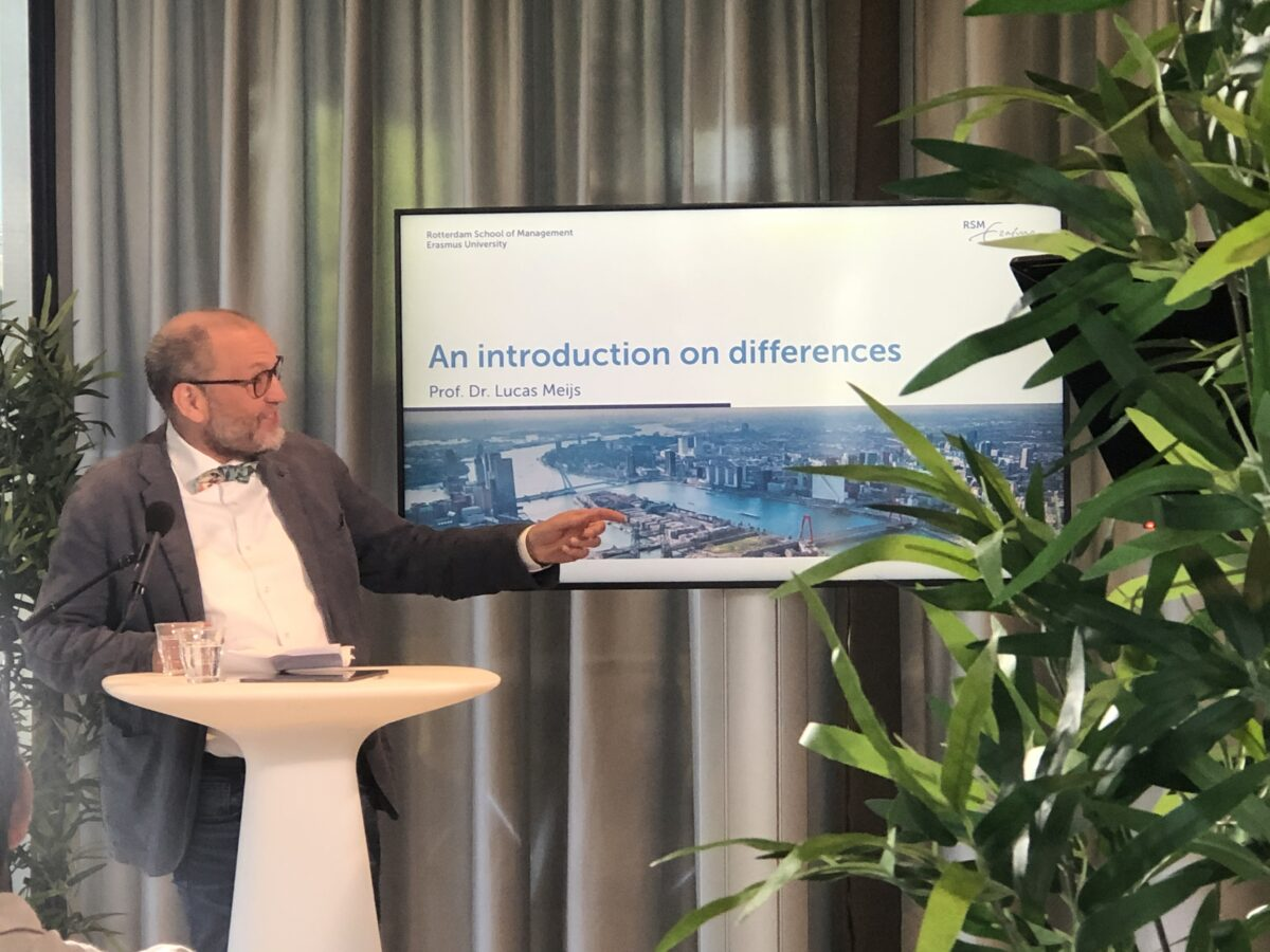 Knowledge exchange – high level and cross sector insights from DCHI Academy Event