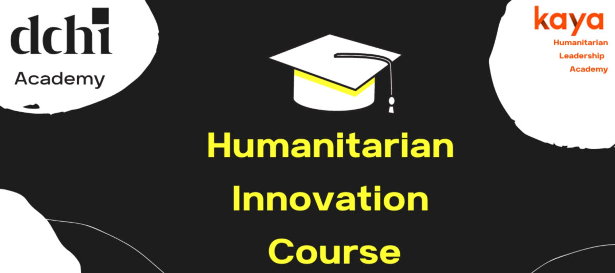 Our Humanitarian Innovation Course